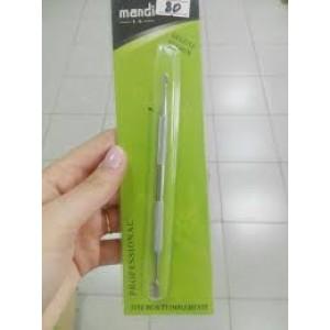 Пушер металлический для маникюра Mandi