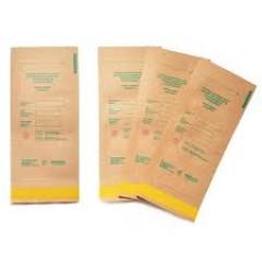 Крафт пакеты для стерилизации Faceshowes, 75*150 мм (100 штук в упаковке)
