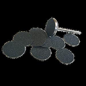 Сменные файлы для педикюрного диска  ( 100 ШТ.)