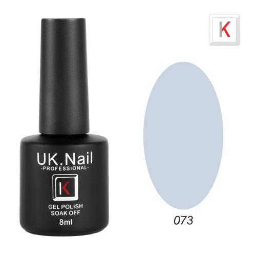 Гель-лаки  UK.Nail  8 мл, №73