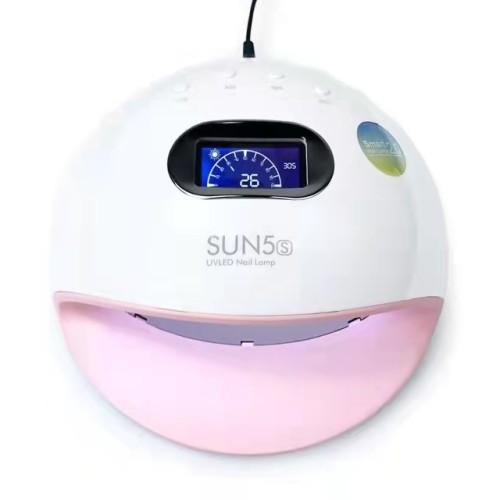 Лампа для сушки ногтей Sun 5 S 72 ватт