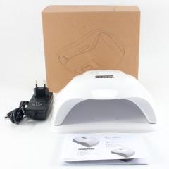 УФ лампа для сушки геля и гель-лака SUN X на 54 Вт