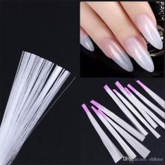 Стекловолокно для наращивания ногтей