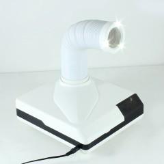 Вытяжка для маникюра, Dust Collector Strong 60 Вт (White)