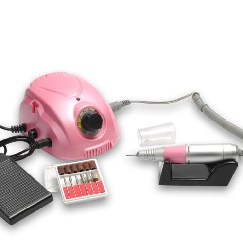 Фрезер для маникюра DM-212 (Pink) на 35 тыс.об/мин. мощностью 35 ватт.