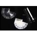 Палитра - веер фигурная прозрачная на 50 образцов
