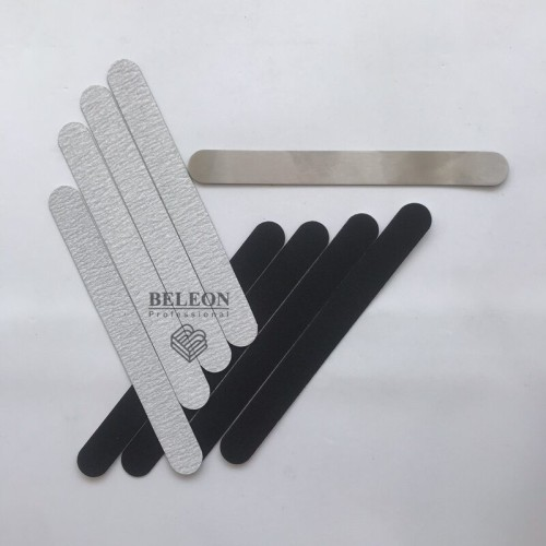 Металлическая пилка со сменными файлами,12 штук в упаковке
