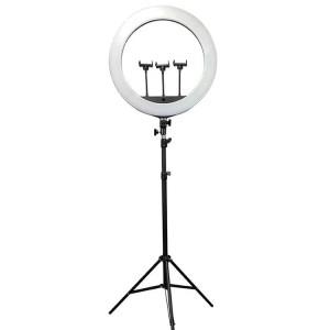 Лампа светодиодная кольцевая  для селфи