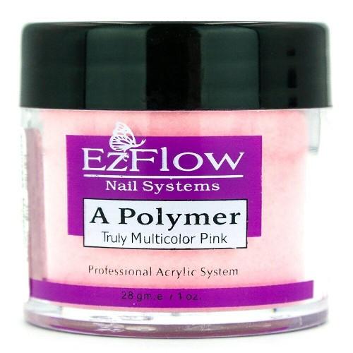 Акриловая пудра для ногтей EzFlow Nail Systems (Pink) 28 гр.