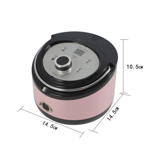 Фрезер для маникюра ZS-606 (Pink) мощностью 65 Вт 35000 об.мин.
