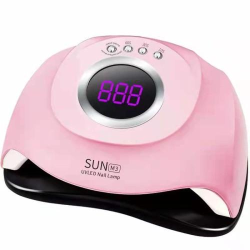 Лампа для сушки ногтей UV+LED Sun M3 мощностью 180Вт.