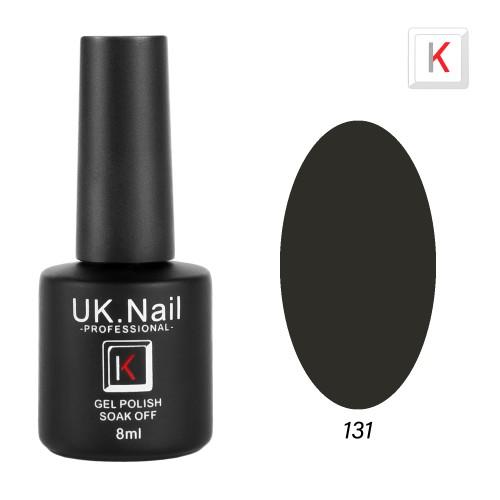 Гель-лаки  UK.Nail  8 мл, №131